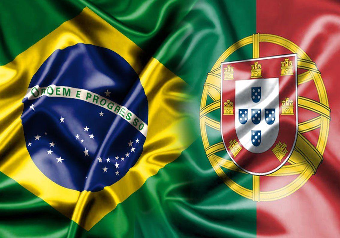 Bandeiras de Brasil e de Portugal; dupla tributação entre Brasil e Portugal: como evitar?