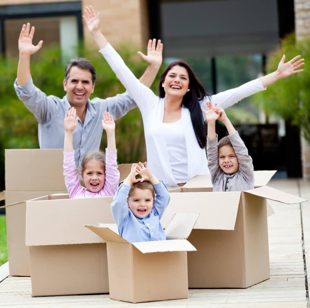 Mudança de casa: planejamento exige muita pesquisa